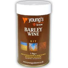 Young's Harvest Barley Wine