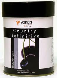 Youngs Country Definitive Blackcherry 6 bottle