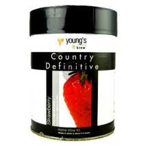 Youngs Country Definitive Strawberry 6 bottle