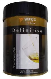 Youngs Definitive Chardonnay Style 6 bottle