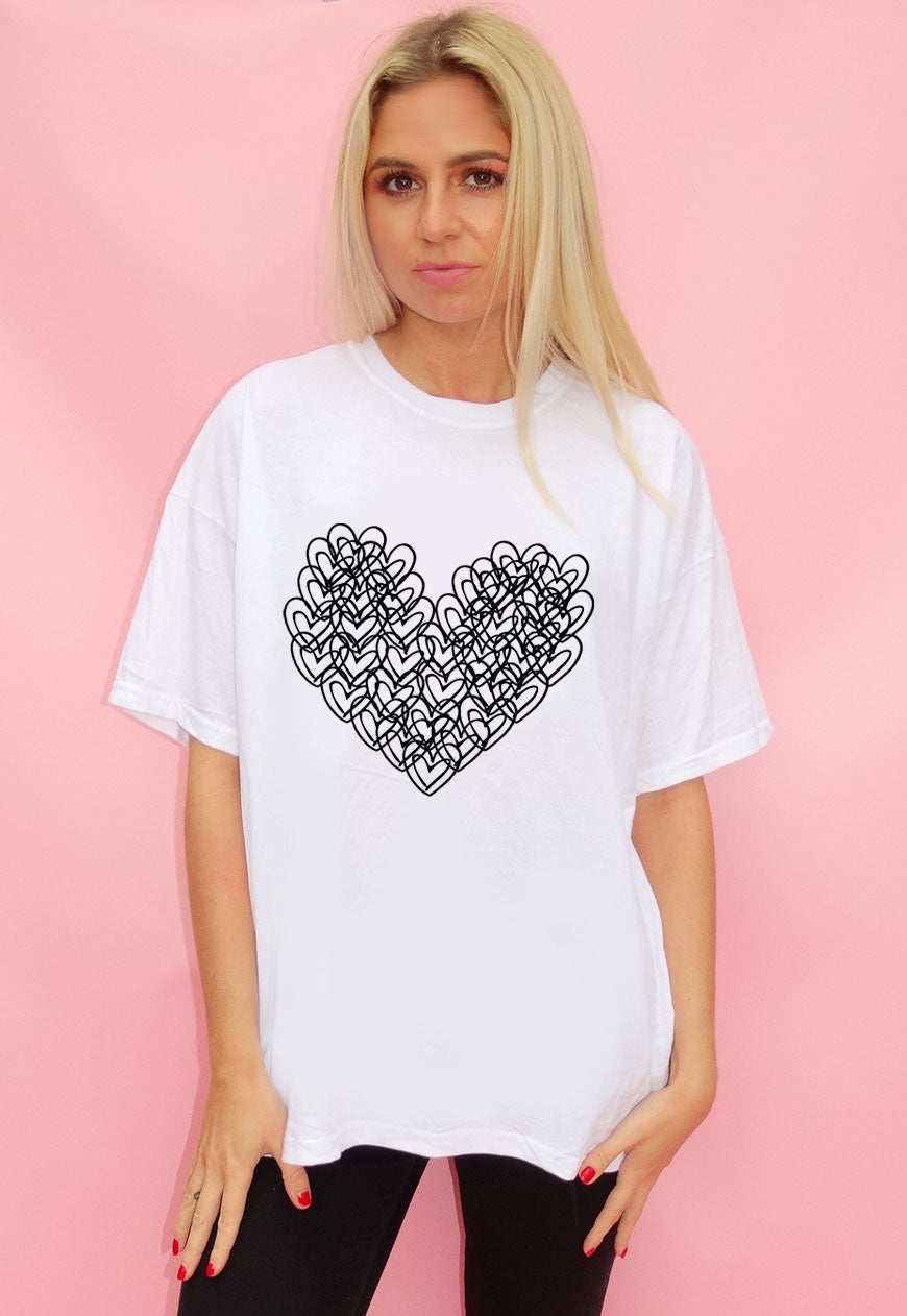 Heart Of Heart T-shirt