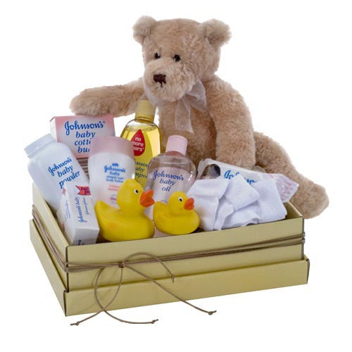 Snuggles - NEW BABY HAMPER