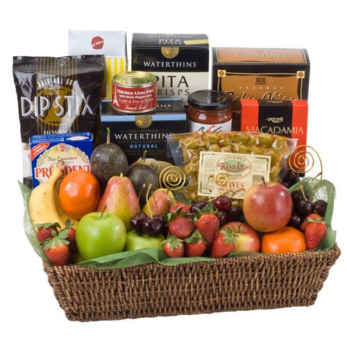 Healthy Indulgence - MIXED HAMPER