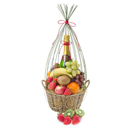 Fruit Tingle - FRUIT & SPARKLING WINE - (basket)