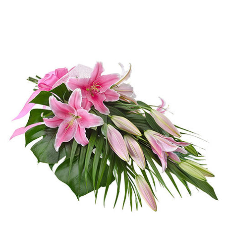 Graceful - ORIENTAL LILY - (bouquet)