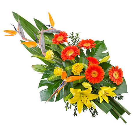Lasting Tribute  Sympathy Spray Suitable for Service