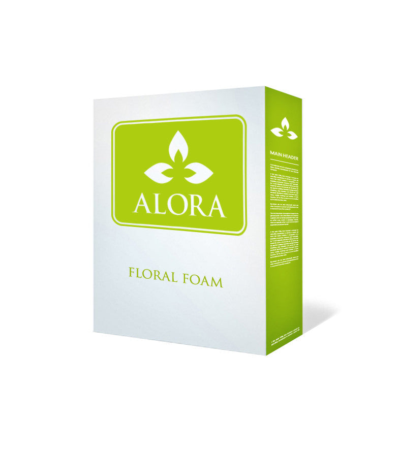 ALORA FLORAL FOAM - (Click and Collect)