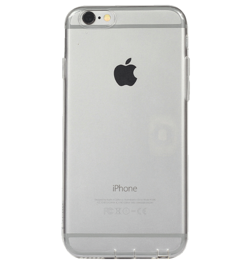 Ốp lưng iPhone 6/6s trong suốt