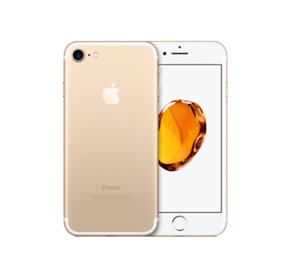 IPHONE 7 32GB GOLD ( LIKE NEW )