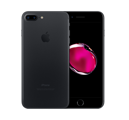 IPHONE 7 PLUS 128GB BLACK (LIKENEW)
