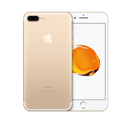 IPHONE 7 PLUS 32GB GOLD (LIKE NEW)