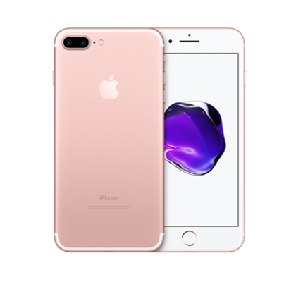 IPHONE 7 PLUS 32GB ROSE GOLD (LIKE NEW)