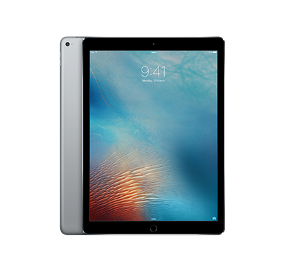 IPAD PRO 12.9 CELLULAR 256GB SPACE GRAY