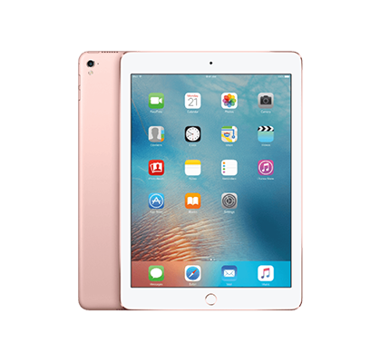 IPAD PRO 12.9 CELLULAR 256GB ROSE GOLD
