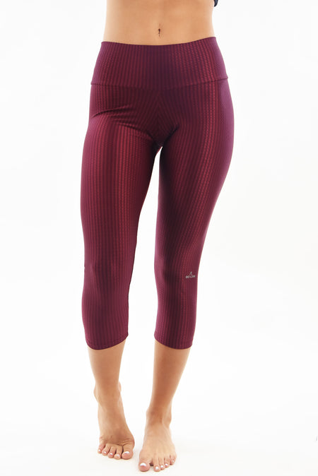 Purple  Oregon  Capri