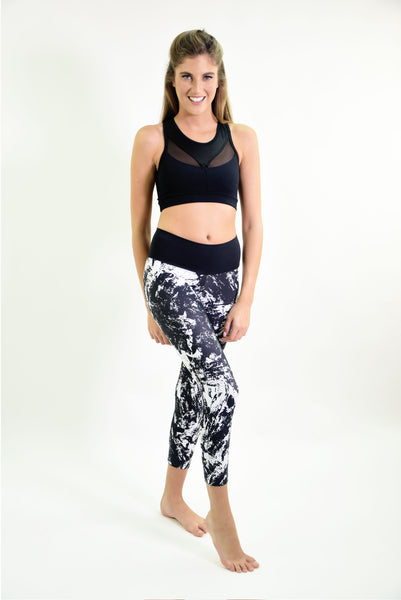 RIO GYM Debora Capri yoga wear for women