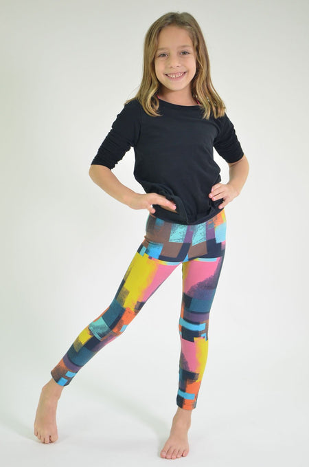 Mini-me Black Oregon Legging