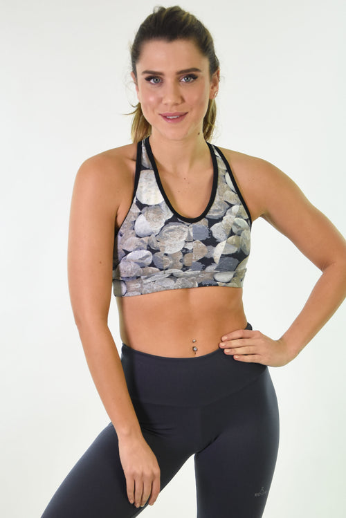 RIO GYM Catete Bra - Ivone yoga wear for women