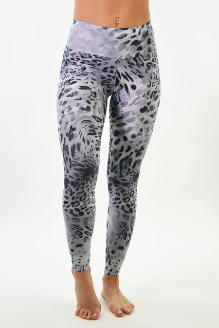 Purple Oregon Legging