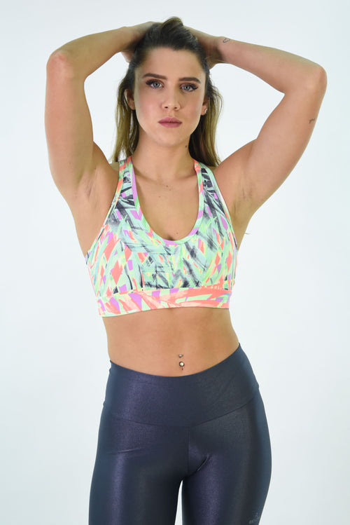 RIO GYM Ellie Bra - Cristina yoga wear for women