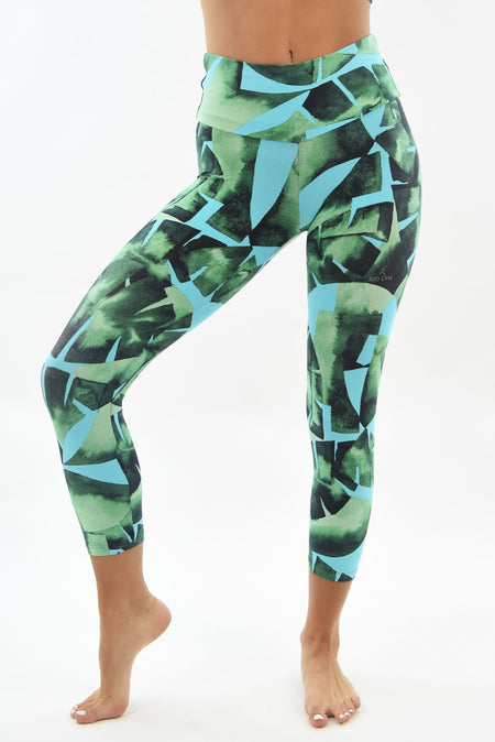 Cecilia Legging Green