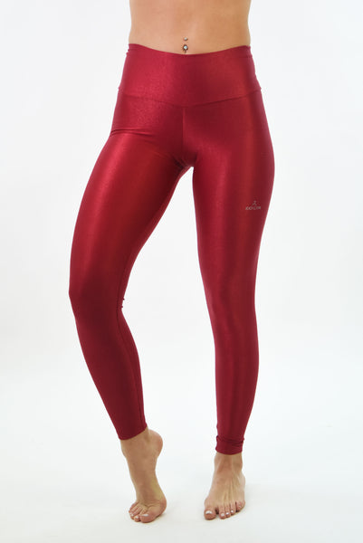 RIO GYM Wonder Bordeaux Legging yoga wear for women