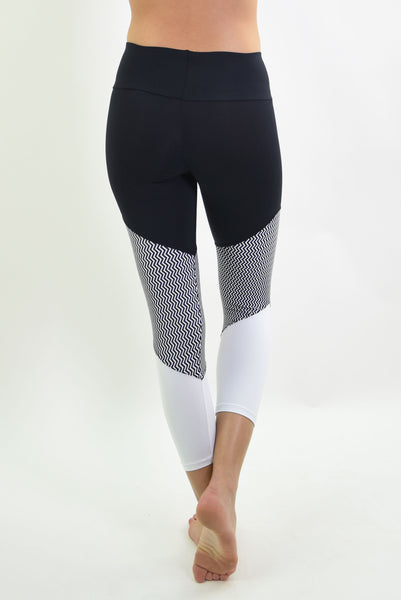 RIO GYM Lorena Capri yoga wear for women