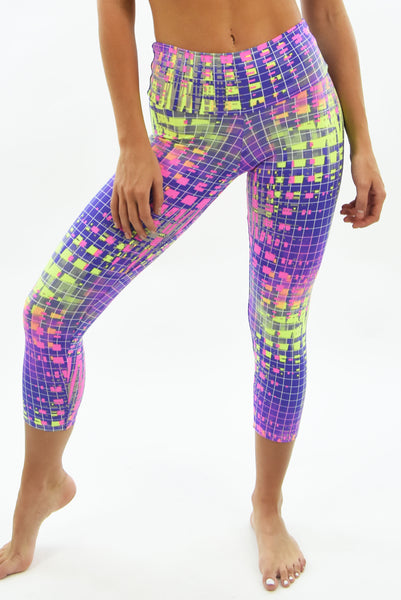 RIO GYM Olivia Capri yoga wear for women