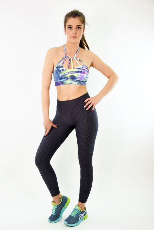 RIO GYM Gavea Bra - Tanya yoga wear for women
