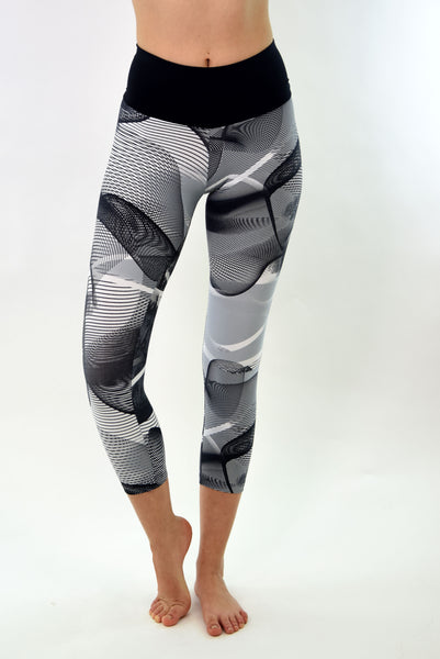 RIO GYM Sara Capri yoga wear for women