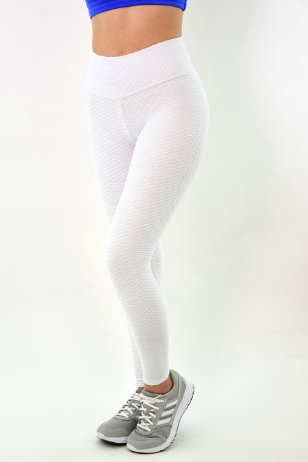 White Oregon Legging