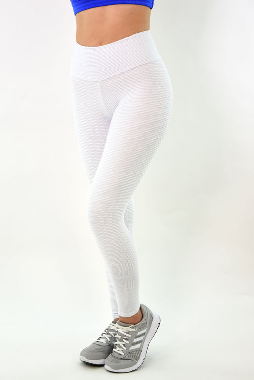 RIO GYM New Ana Ruga White Legging yoga wear for women