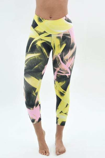RIO GYM Patricia Capri yoga wear for women