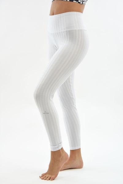 RIO GYM White Oregon Legging yoga wear for women