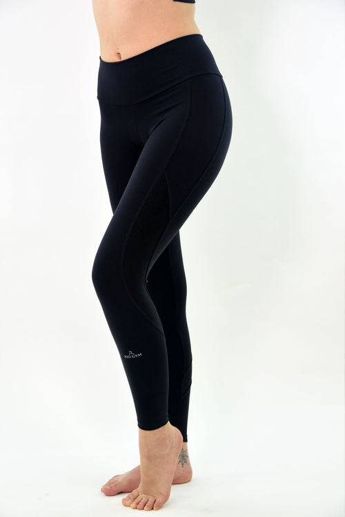 RIO GYM Sophia Black Legging yoga wear for women