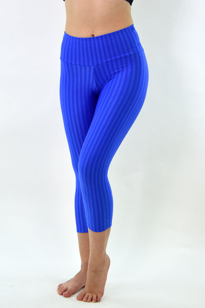 RIO GYM Royal Oregon  Capri yoga wear for women