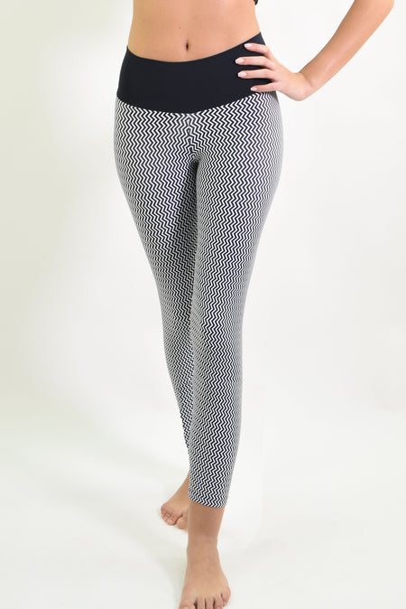 Wonder Bordeaux Legging