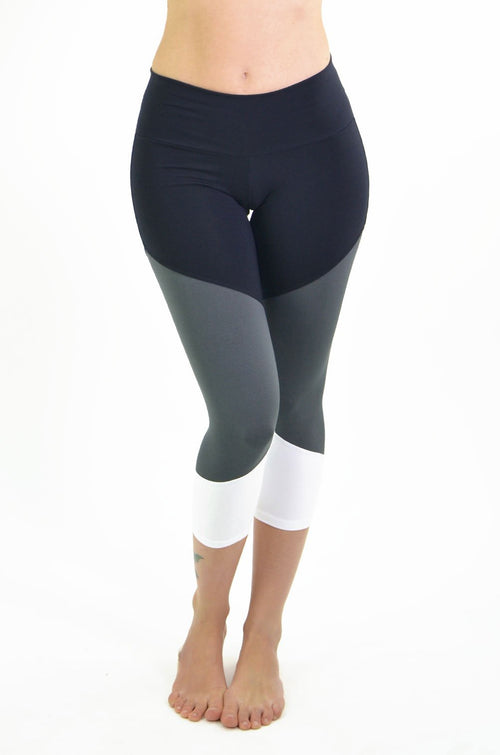 RIO GYM Layla Capri yoga wear for women