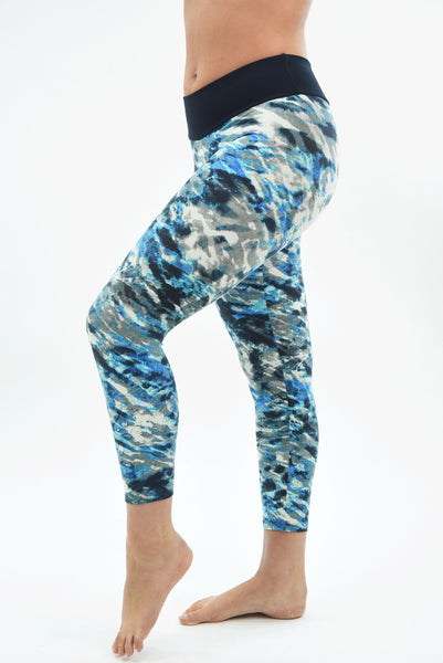 RIO GYM Milena Capri yoga wear for women