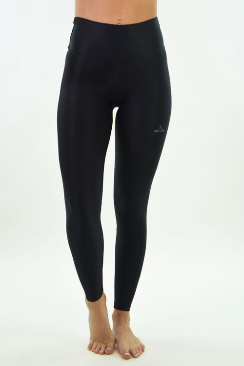 RIO GYM Wonder Black Legging yoga wear for women