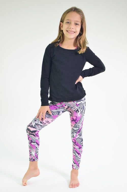 RIO GYM Mini-me Danielle Legging yoga wear for women