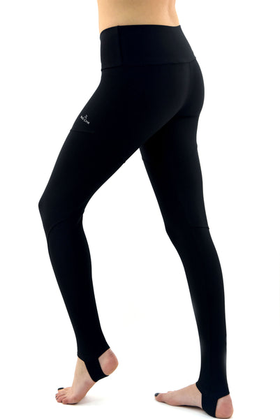 RIO GYM Zelda Black Legging yoga wear for women