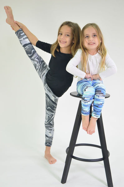 RIO GYM Mini-me Clara Legging yoga wear for women