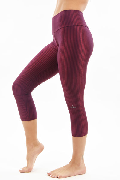 RIO GYM Pilar Capri yoga wear for women