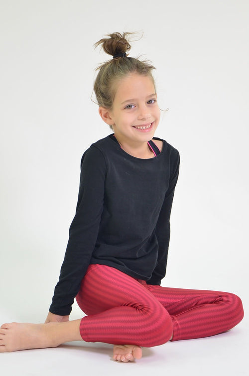 Mini-me Bordeaux Oregon Legging