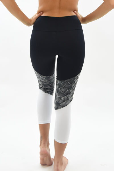 RIO GYM Candida Capri yoga wear for women