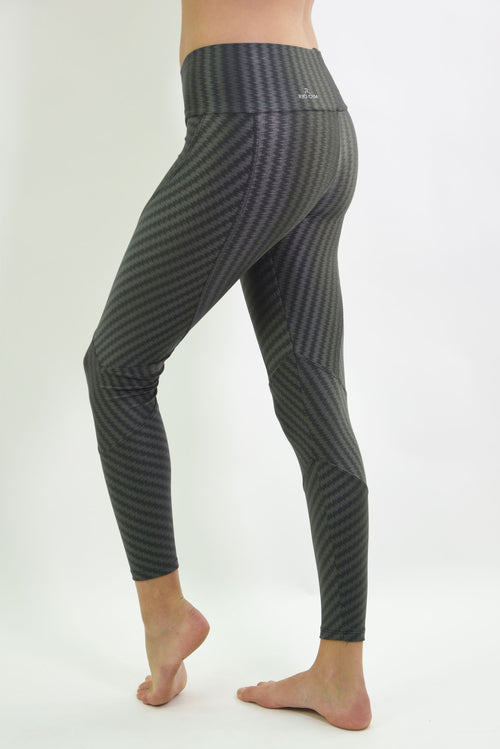 RIO GYM Ingrid Grey Legging yoga wear for women