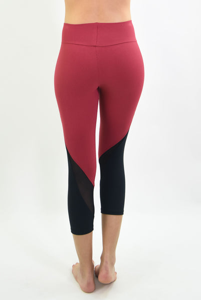RIO GYM Samara Capri yoga wear for women