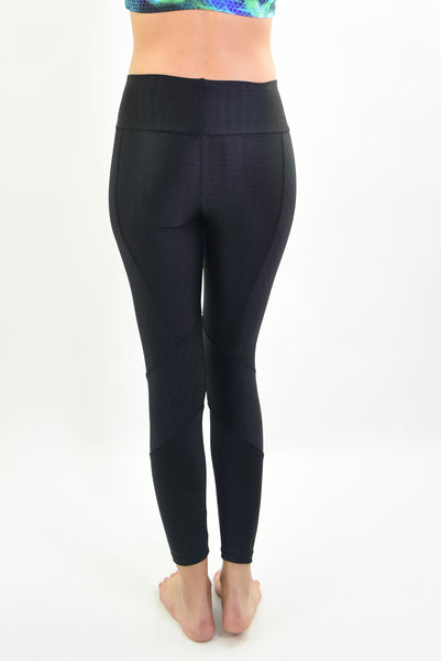 RIO GYM Ingrid Black Legging yoga wear for women