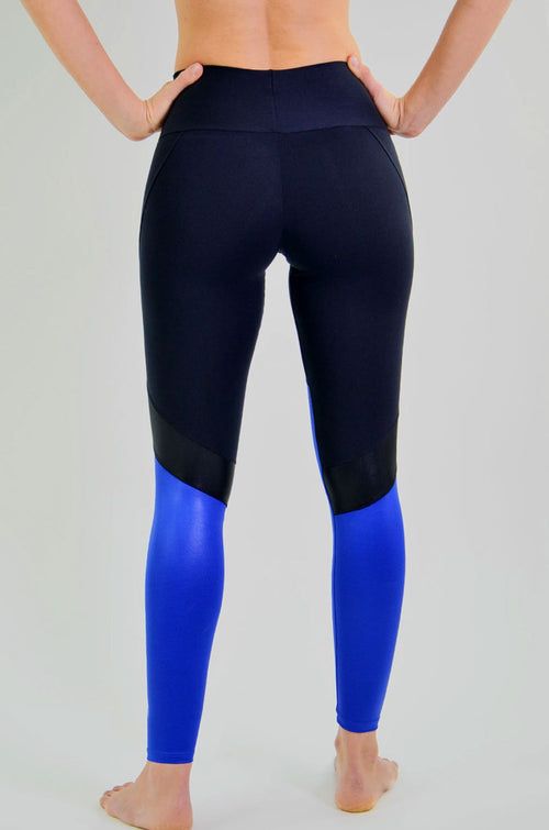 RIO GYM Royal Sula Legging yoga wear for women